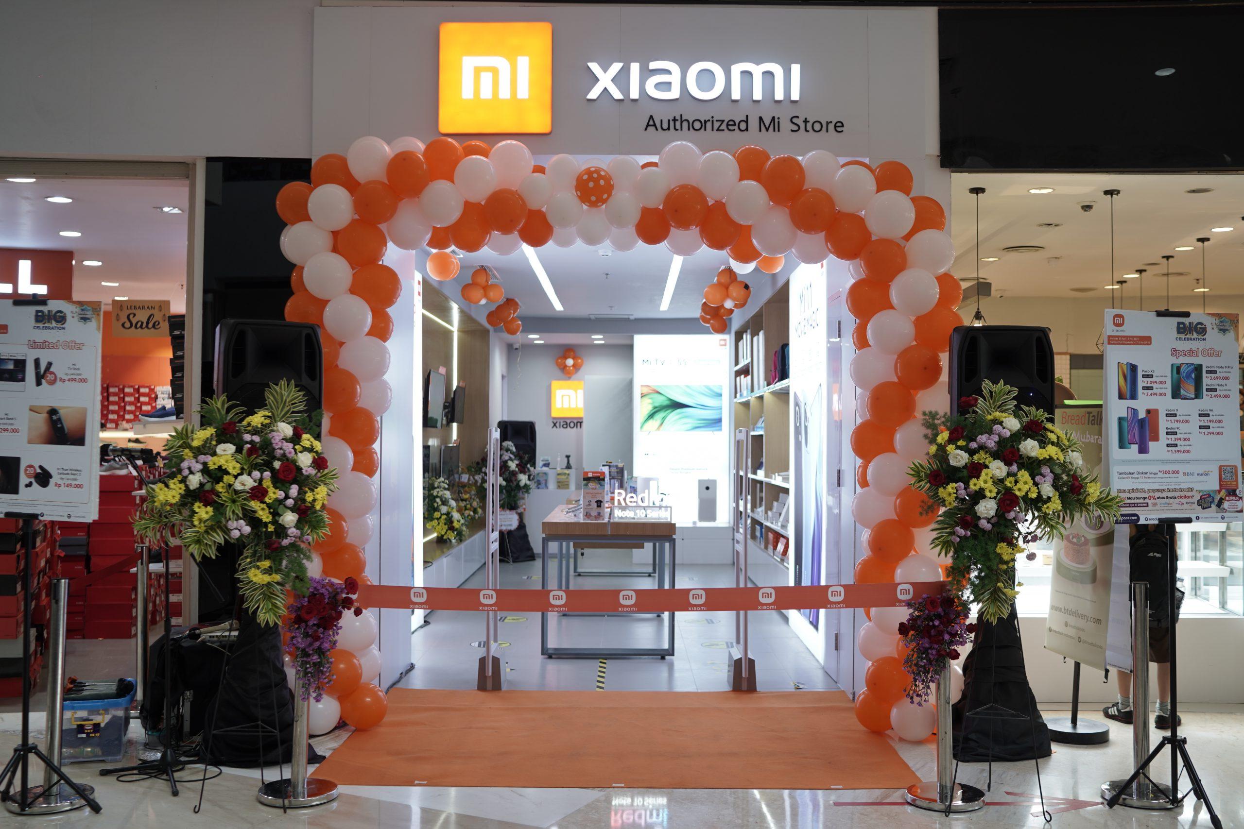 Grand Opening Mi Store